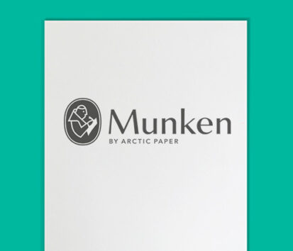 Sonderfarbendruck-Briefpapier-Munken