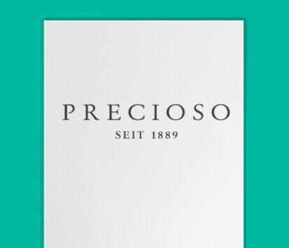 Sonderfarbendruck-Briefpapier-Precioso