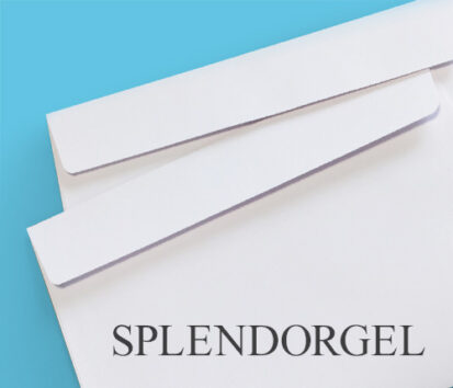 Splendorgel Briefumschläge