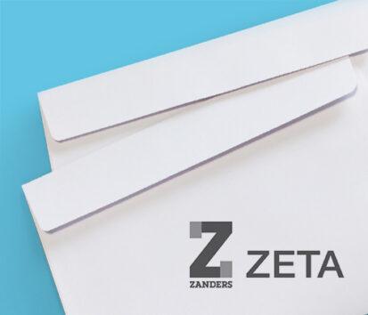 Sonderfarbendruck-Umschläge-Zeta