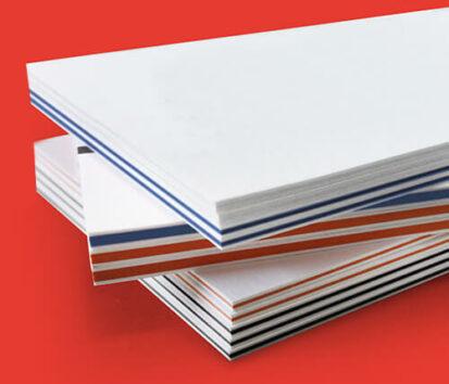 Sonderfarbendruck-Visitenkarten-Multiloft
