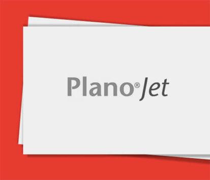 Sonderfarbendruck-Visitenkarten-PlanoJet