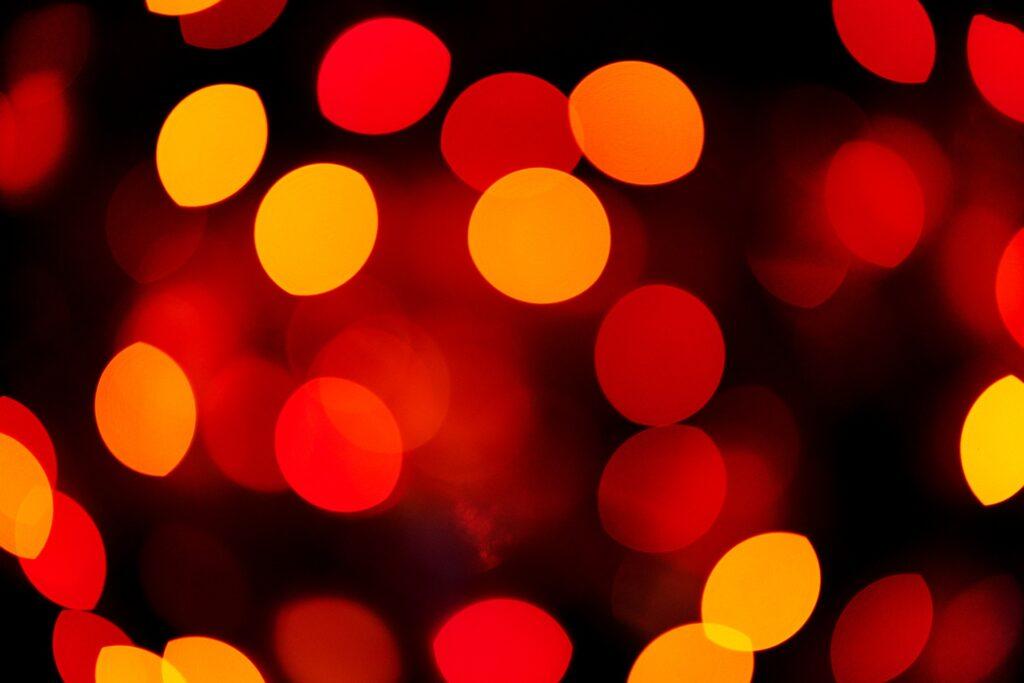 Christmas Sonderfarbendruck